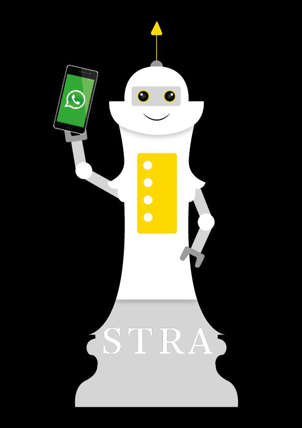 סטרא בוט מחזיק סלולר